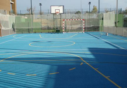 Construcción Pistas Deportivas Tenyaqua
